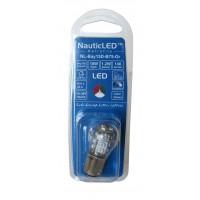 Luz navegación LED BAY15D B75