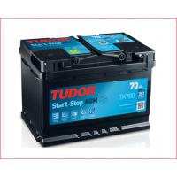Batería TUDOR AGM 70Ah
